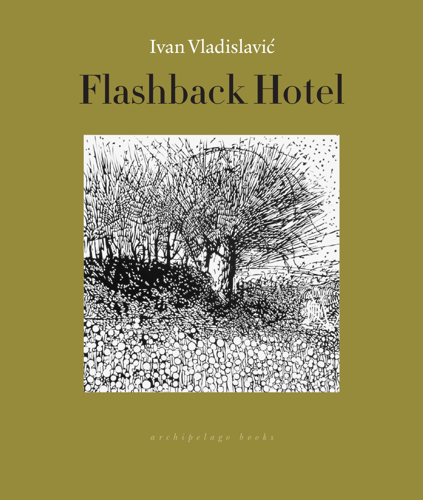 Flahback Hotel.Archipelago cover